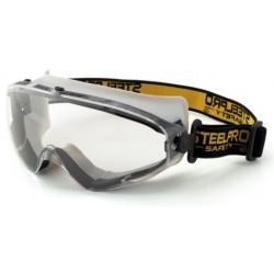 Gafa Integral panorámica 180° ocular claro antiempañante para riesgos mecánicos
