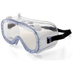 Gafa Integral ocular claro antiempañante para riesgos mecánicos
