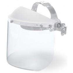 Visor de policarbonato fabricado en policarbonato de alta resistencia