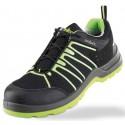 """Zapato Microfibra en S1P """"Metal Free"""" suela Ultralight de Poliuretano doble densidad SRC. Mod Draco"""