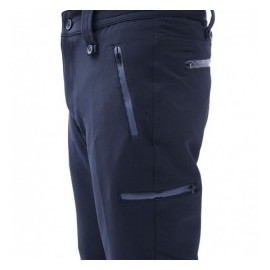 PANTALON DE VIGILANTE SOFTSHELL ELITE SECURITY LINE MOD 470