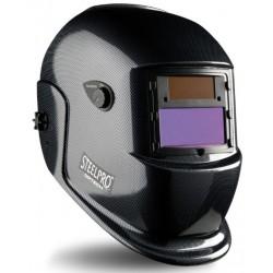 Pantalla de soldar electronica tono variable (4/9 -13). Color negro
